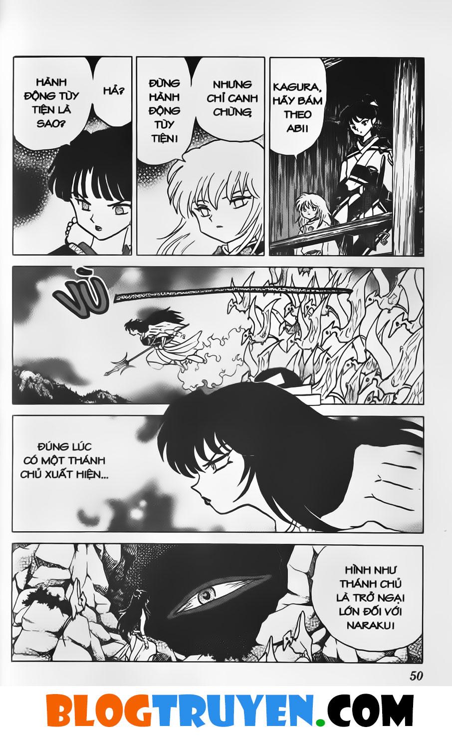 Inuyasha vol 32.3 trang 11