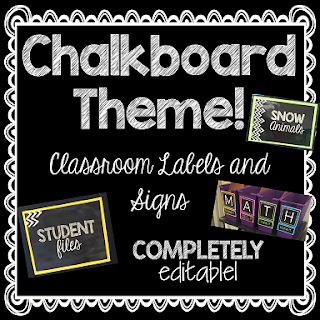https://www.teacherspayteachers.com/Product/Editable-Classroom-Labels-Chalkboard-Theme-1997977