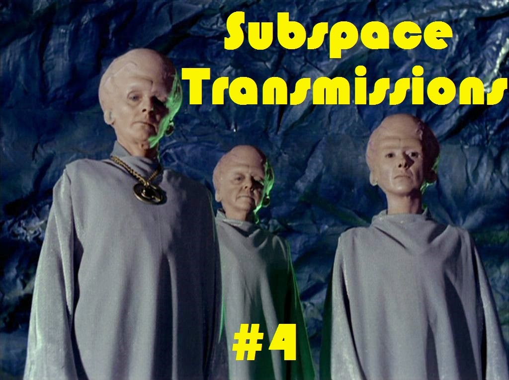 Subspace Transmissions: A Star Trek Podcast: EPISODE 4