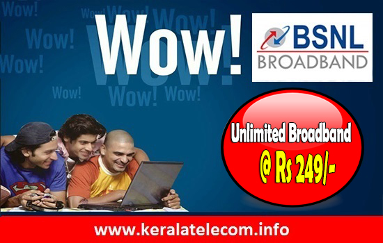 Heavy data usage up to 390 GB in BSNL's less than Rs 1 per GB download cost unlimited broadband plan