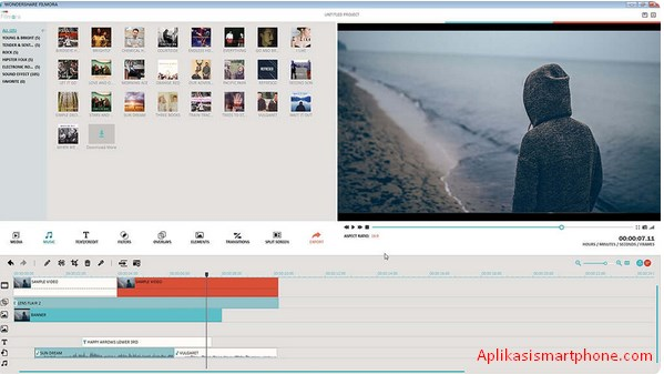 Aplikasi Edit Video Vlog di Laptop Gratis