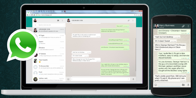WhatsApp Di Laptop Atau Komputer