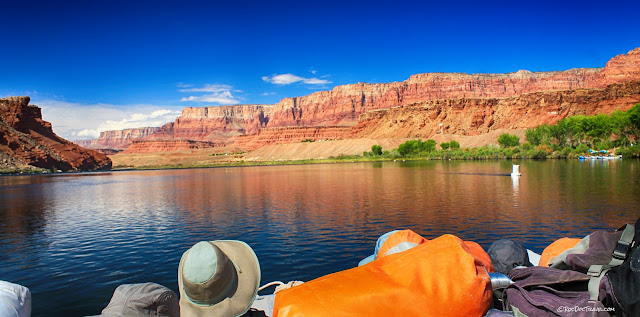 Grand Canyon National Park rafting trip geology expedition outdoors adventure bucket-list Arizona copyright RocDocTravel.com
