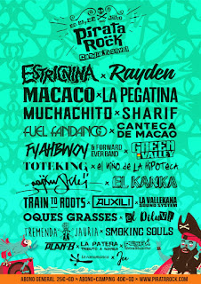 Pirata Rock Fest GANDIA 2017