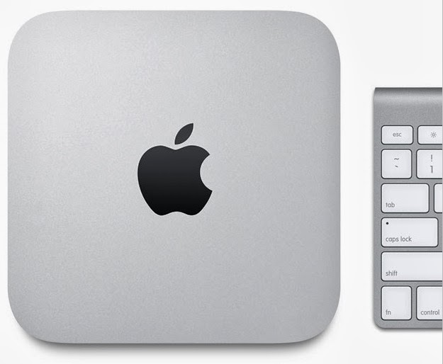 Mac Mini gunakan Haswell dan Iris integrated graphics
