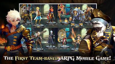 Download Heroes Of Skyrealm v0.3.0 Apk Terbaru Screenshot 2