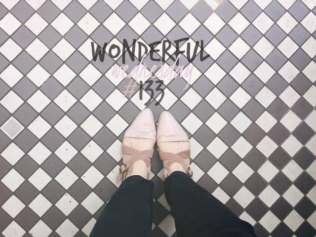 Wonderful Wednesday #133