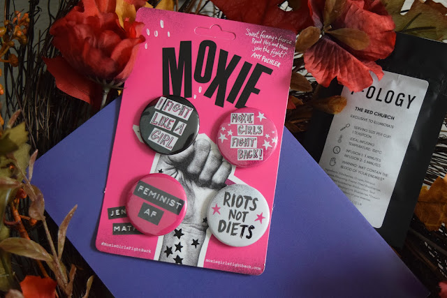 Moxie pins