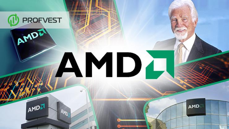 Компания AMD история развития технологического гиганта
