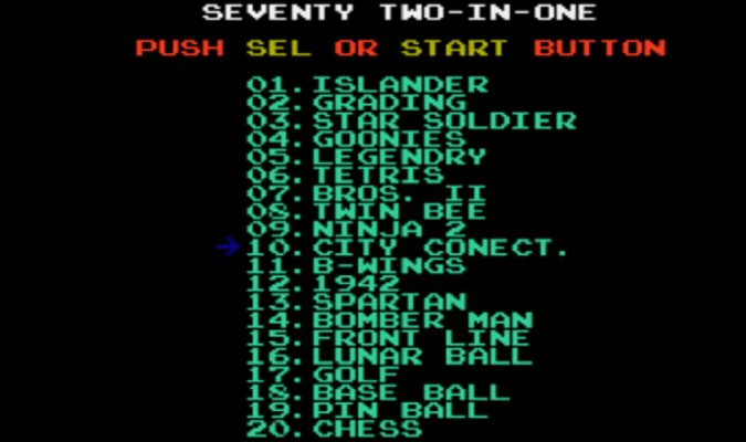 Emulator 2P NES Emulator untuk Android