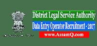 DEO Recruitment 2017, District Legal Service Authority, Goalpara