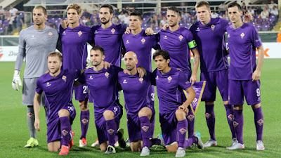 Daftar Skuad Pemain Fiorentina 2017-2018