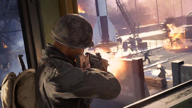 Ya disponible el DLC The War Machine de Call of Duty WWII