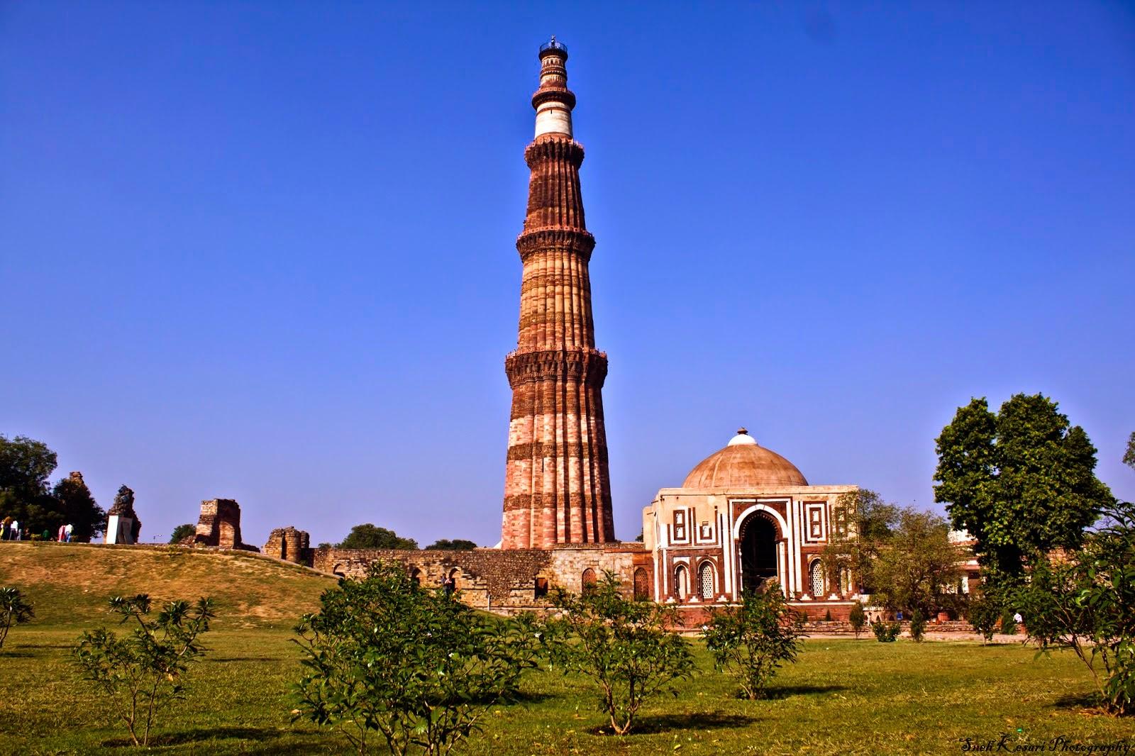 world heritage sites india delhi unesco