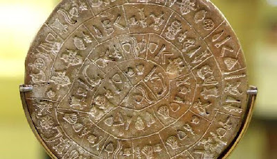 Scholar claims to have 'cracked' the Phaistos Disk