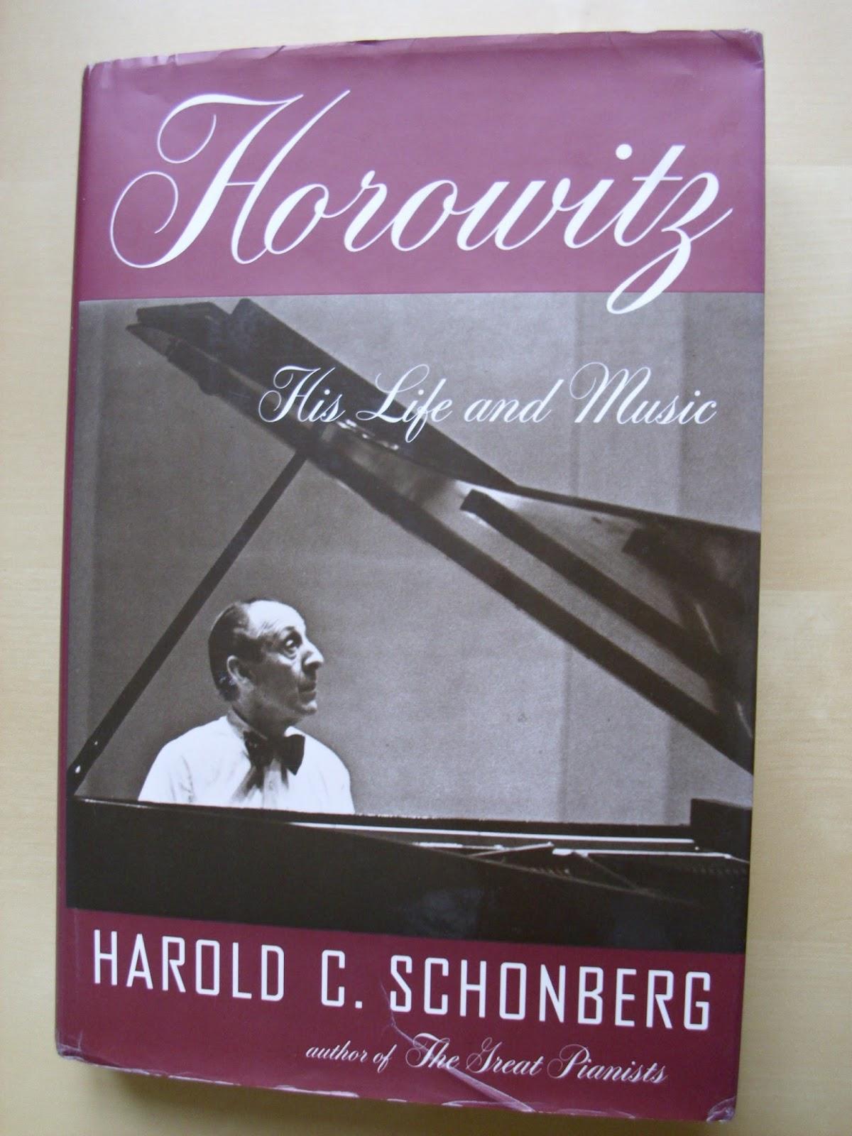 HAROLD SCHOENBERG GREAT PIANISTS EBOOK