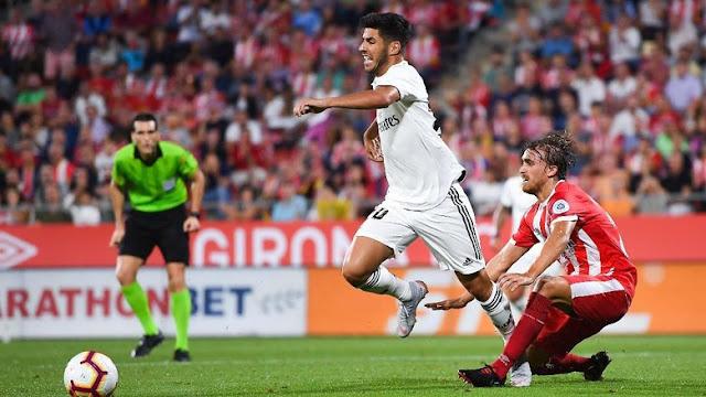 Hasil Liga Spanyol: Tertinggal Duluan, Madrid Hajar Girona 4-1