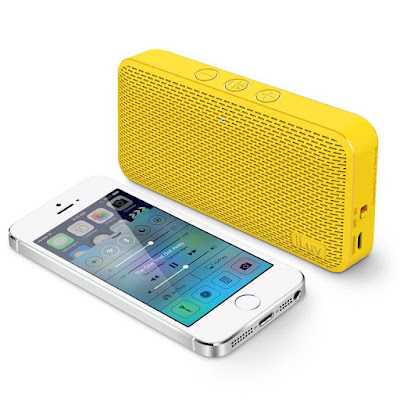 Aud Mini portable Bluetooth speaker