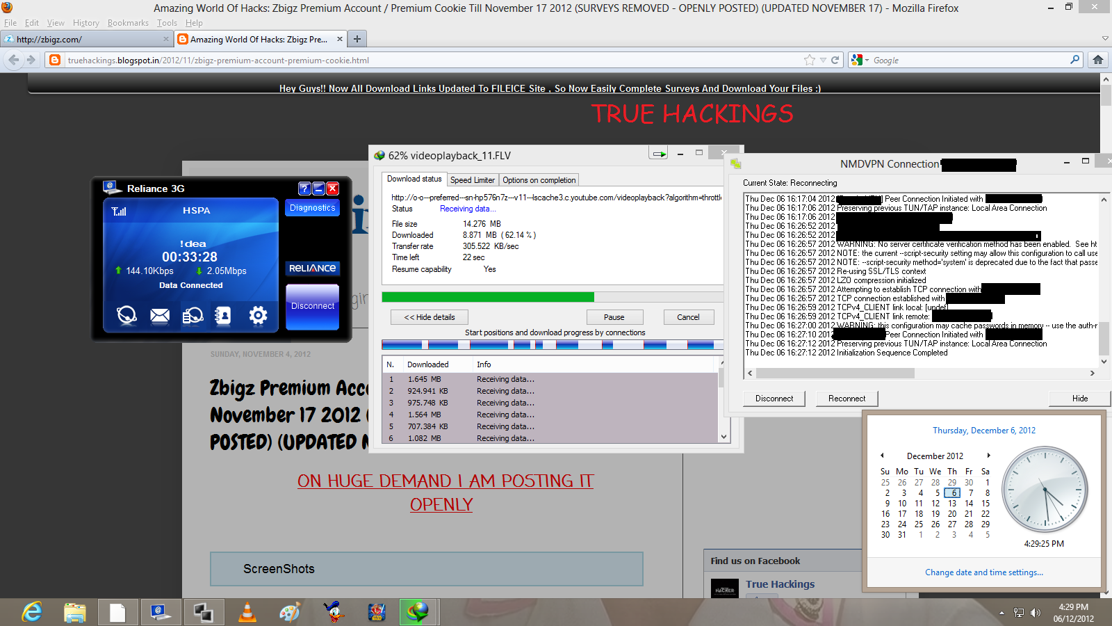 how to hack vpn express