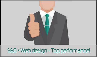 SEO web design posizionamento SERP indicizzazione