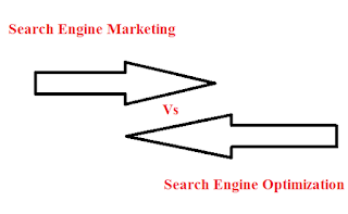 What is the difference between sem vs seo
