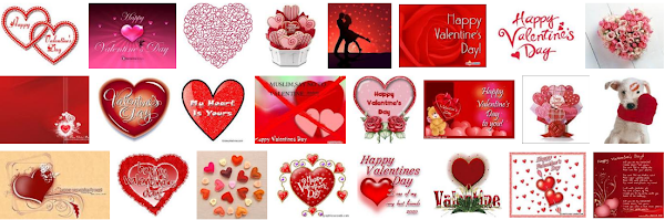 Kartu Gambar Valentine