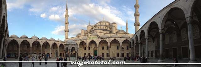 Estambul - Turquía - Mezquita Azul