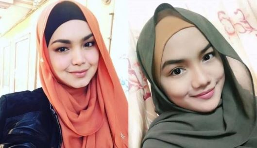 Siapa Gadis Seiras Dato 'Siti Nurhaliza Ini?