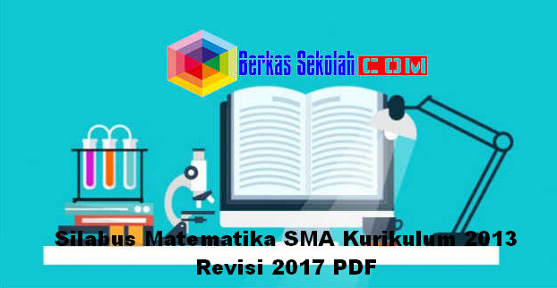 Download Silabus Matematika SMA Kurikulum 2013 Revisi 2017 PDF