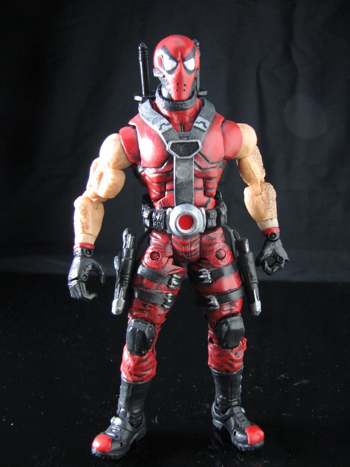 Packratstudios Custom Movie Concept Deadpool