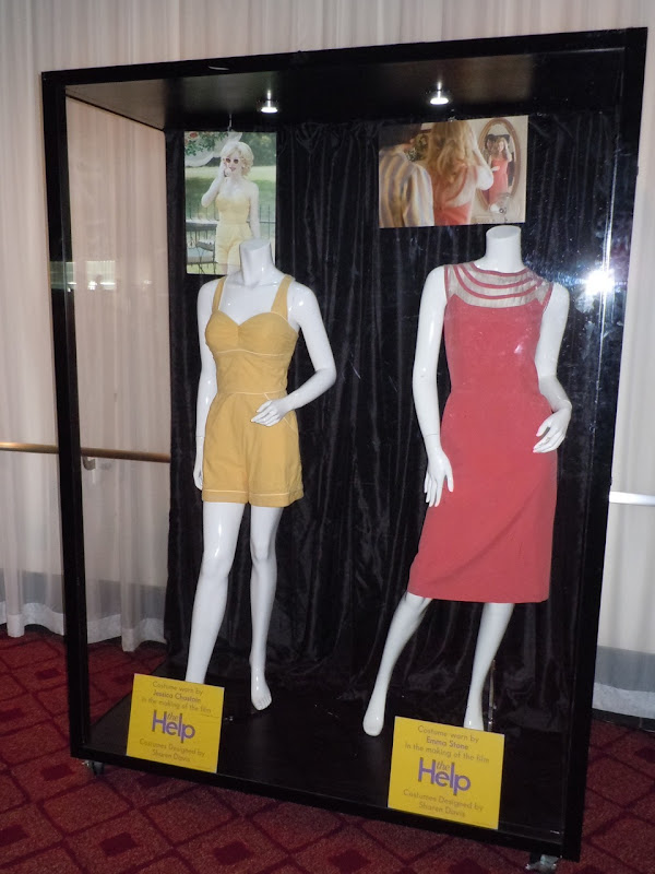 Original the Help movie costumes