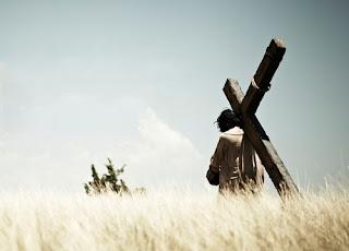 Seguir Jesus é tomar tua cruz diariamente