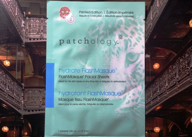Patchology Hydrate FlashMasque (bellanoirbeauty.com)