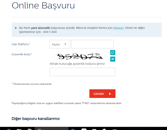 turk-telekom-online-basvuru-islemi