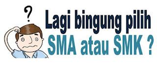 Pilih SMA atau SMK? Ini yang harus kamu lakukan