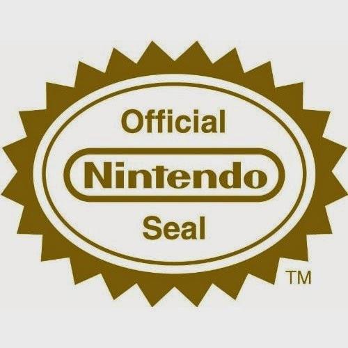 Selo de qualidade da Nintendo