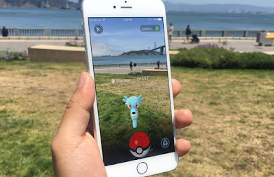 Download Game Pokemon GO APK For Android Full Version