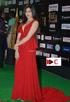 Adah Sharma in Red Deep Neck Spicy Gown ~  Exclusive 40.jpg