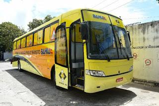 Unidade Móvel de Educação para o Trânsito do Detran