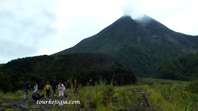 Sunrise Tour Merapi