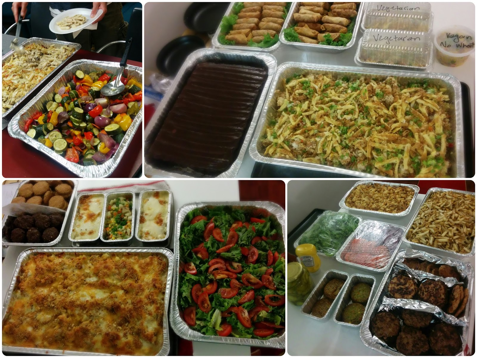 Essay about catering service