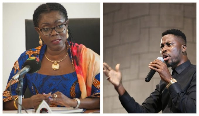 Ursula Owusu threatens to sue A-plus over 'libelous' comments