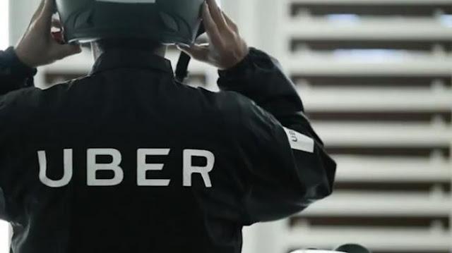 Cara Pesan Uber Motor Jakarta Lewat SMS