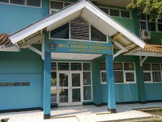 MTsN Cibinong Bogor Jawa Barat