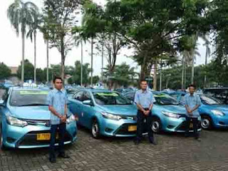 Lowongan Kerja Supir Taksi Blue Bird