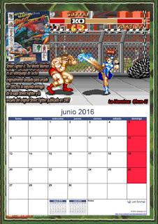 Rogerles: Calendario Amiga 2016 - Heroínas de la Historia del Amiga