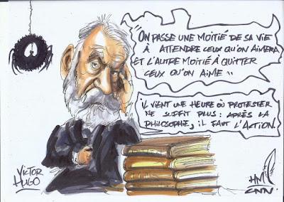 HMI caricature