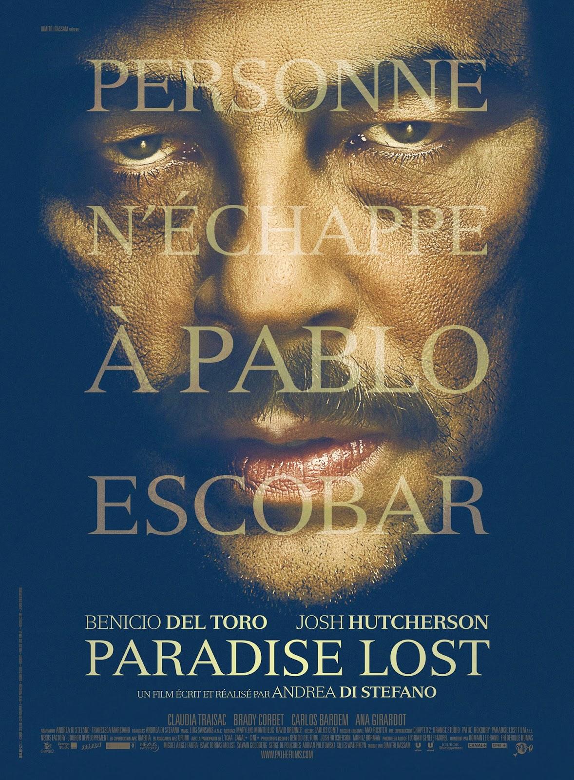 Escobar: Paradise Lost (2014) HDRip ταινιες online seires xrysoi greek subs