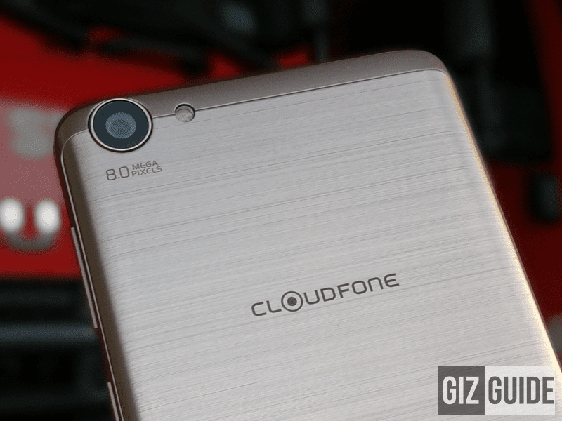CloudFone Thrill Power: First Camera Samples!