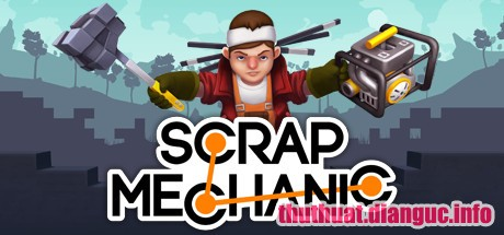Download Game Scrap Mechanic Full Cr@ck